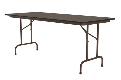 Correll CF2496M Heavy Duty Melamine Top Folding Table