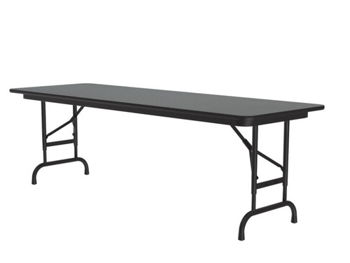 Correll CFA2472PX High Pressure Top Folding Table 24 x 72