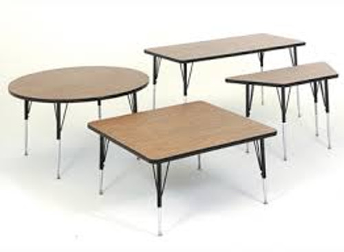 High Pressure Top kidney Activity Tables  48x96