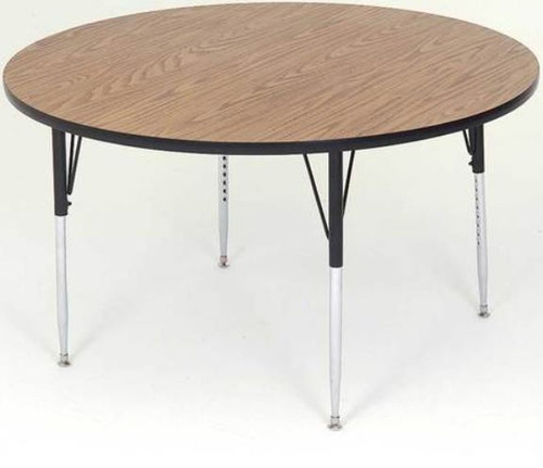 """High Pressure Top Round Activity Tables  60"""" - A60-RND"""