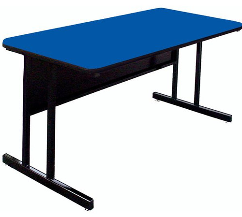 Correll CS2472 Computer Desk Table and Workstation