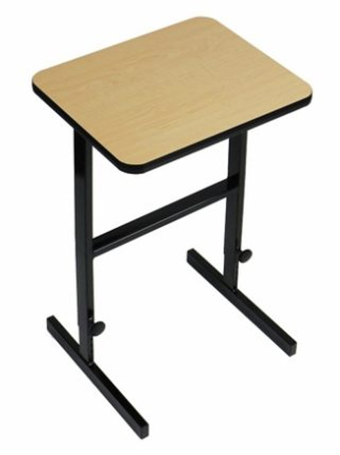 Correll CST2448 - 24x48 Adjustable Standing Height Work Stations (CST2448)
