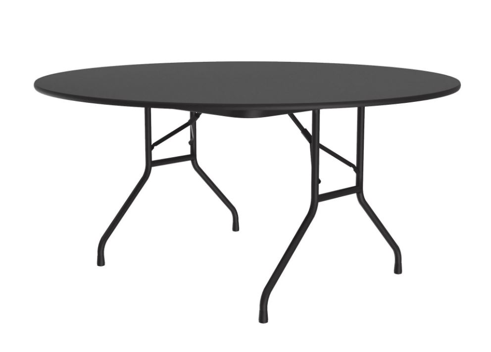 Correll Cf60px 5 Ft Round Folding Banquet Table