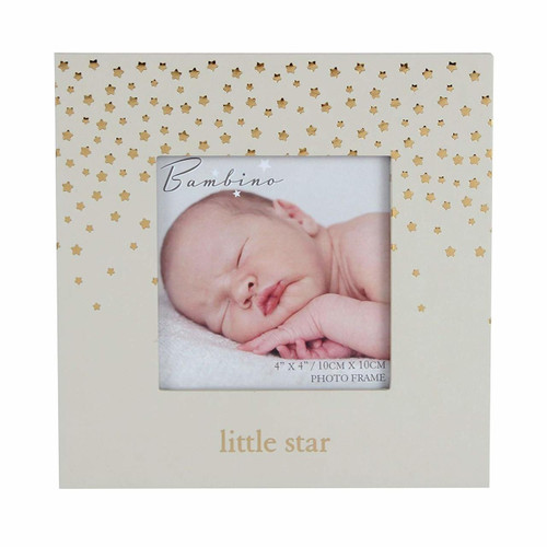 Bambino Little Star Photo Frame