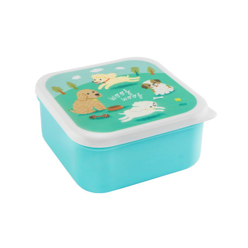 Sass & Belle Puppy Dog Playtime Lunch Box