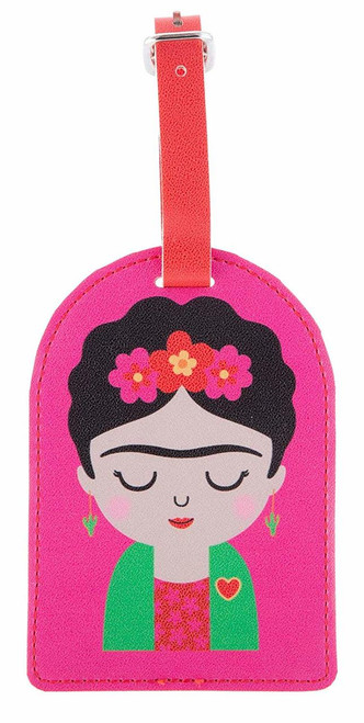 Boho Fiesta Luggage Tag