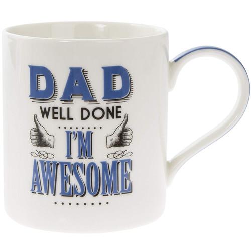 Lesser & Pavey - Dad I'm Awesome Mug