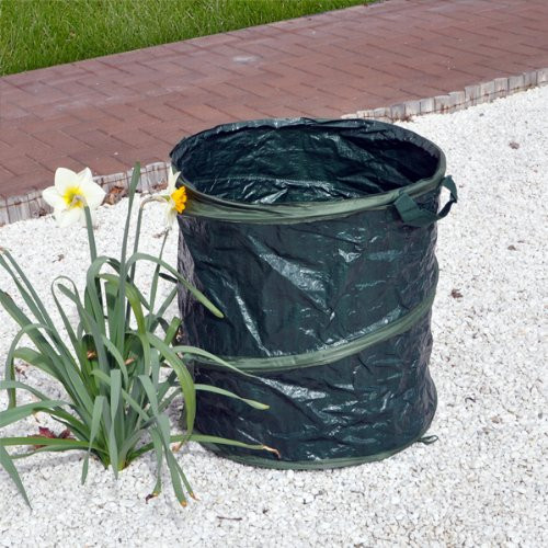 Kingfisher GB3 Heavy Duty Pop Up Garden Refuse Bag - Black