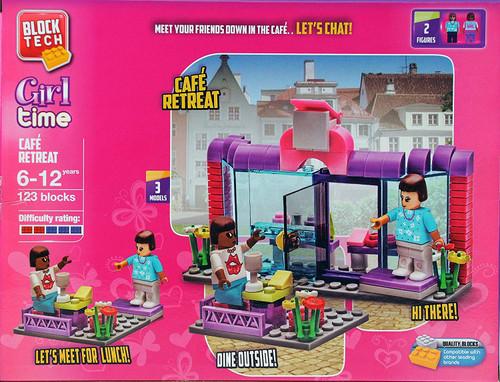 Block Tech Girls Cafe