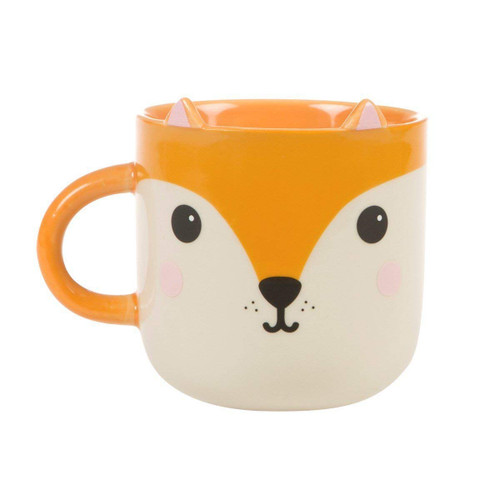 Sass & Belle Kawaii Friends Hiro Fox Mug