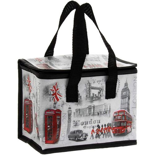 London Vintage Icons Design Cool Bag