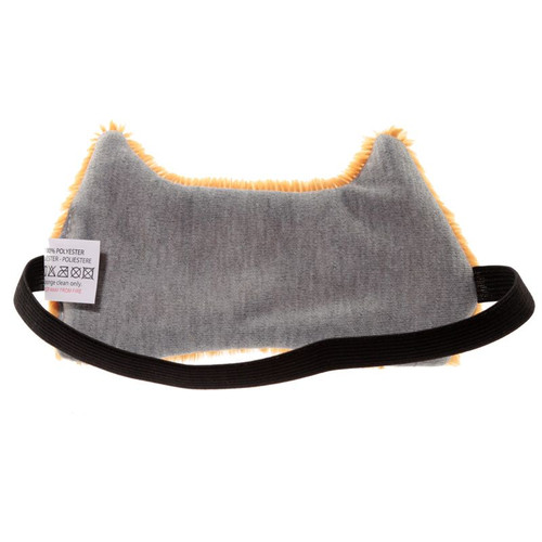Plush Feline Fine Cat Eye Mask