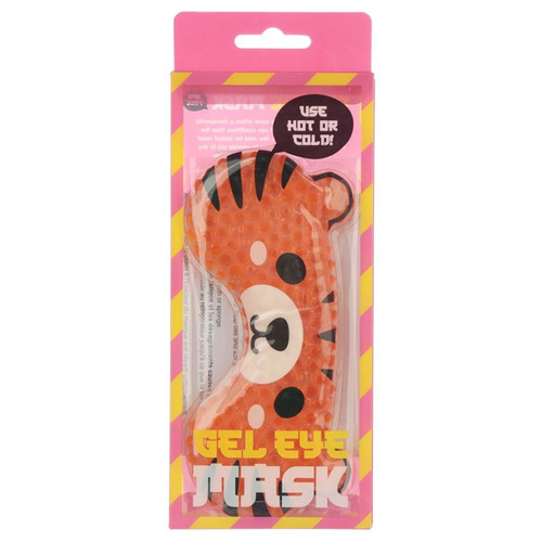 Cutiemals Tiger Gel Eye Mask