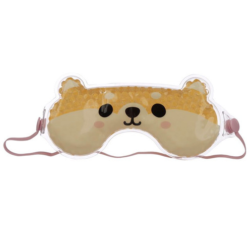 Cutiemals Shiba Inu Dog Gel Eye Mask