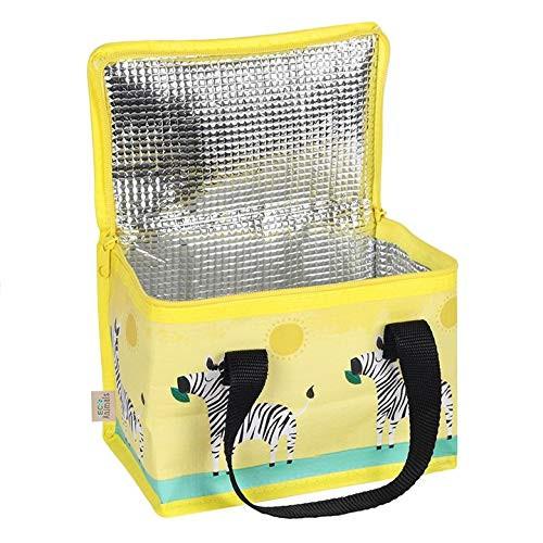 Ziggy Zebra Eco Lunch Bag