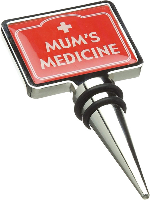 Boxer Gifts Wine Stopper-MUMS Medicine