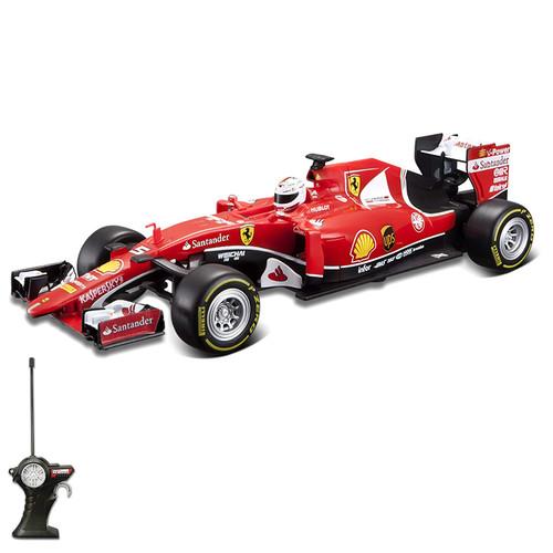 Maisto M81190-5 Ferrari Sf15T #5 Vettel 2015 Formula One Season Remote Control