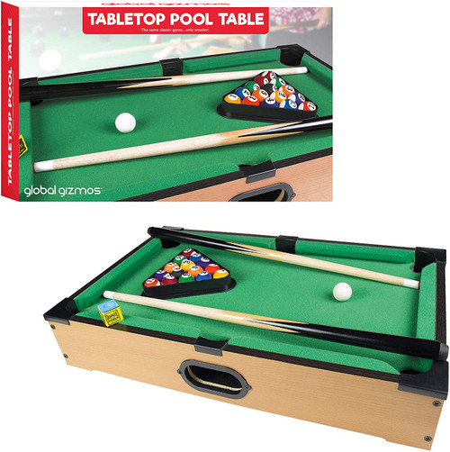 Table Top Pool Set