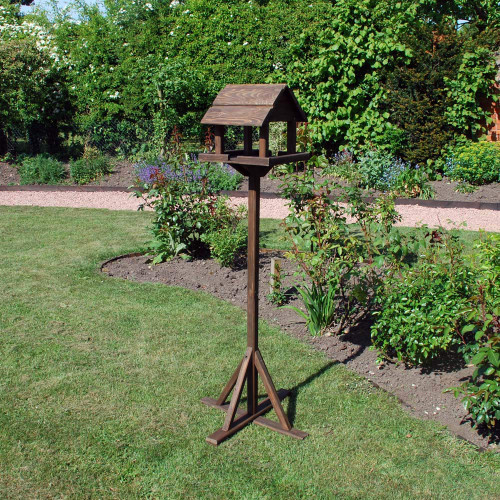 bird feeder, deluxe bird feeder