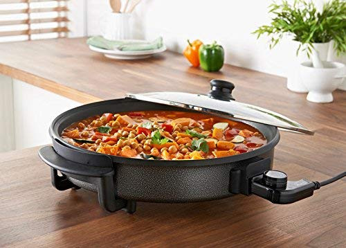 Electric Cooker with Lid
