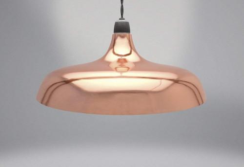 Copper Dome Light