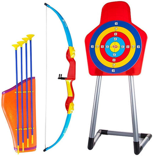 B4E Archery Set is specially designed for children considering the use, safety and the durability of the product.