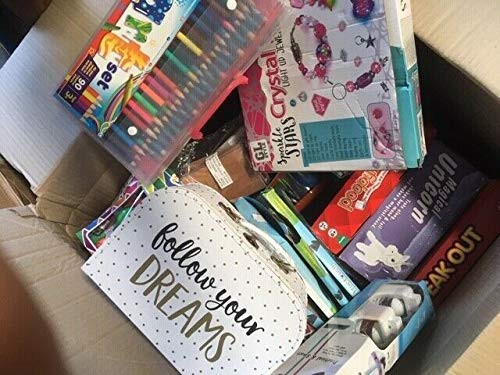 TOYS,GAMES & GIFT WARE JOB LOT Mystery Box of New Items Wholesale UK SELLER