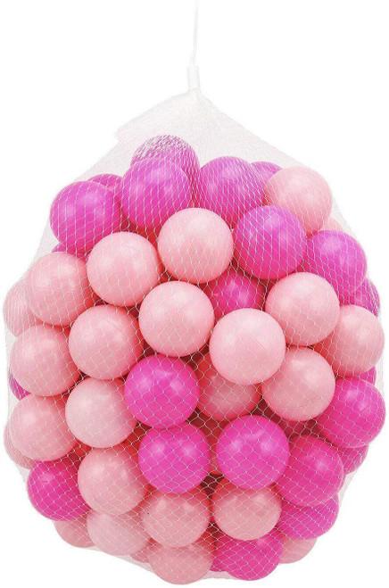 100 PINK BALLS