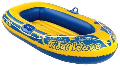 Wild and Wet Tidal Wave Inflatable Dinghy