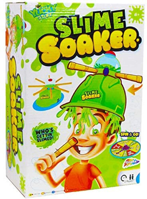 RMS Sloaker Slime Soaker Hat Helmet for Kids