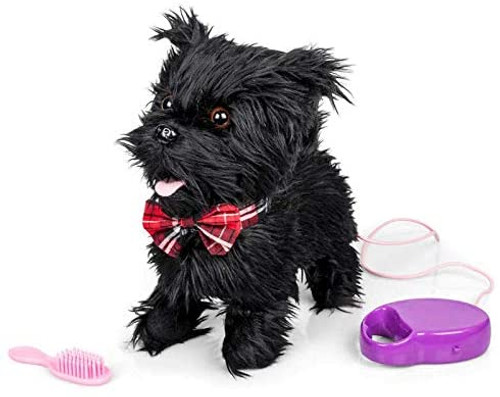 Animigos Scurrying Scotty Electronic Dog Soft Toy