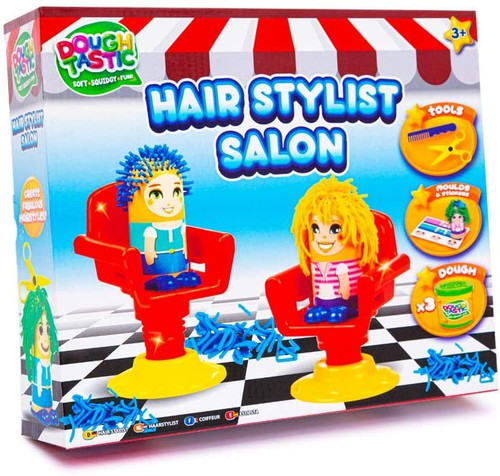 Hair Stylist Salon Dough