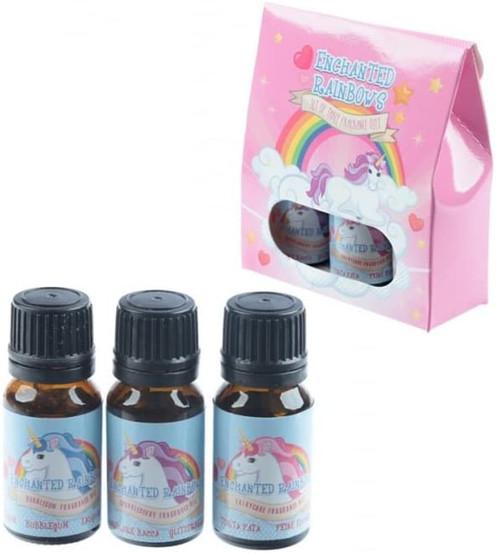 Set of 3 Eden Fragrance Oils - Unicorn Sweet Scents