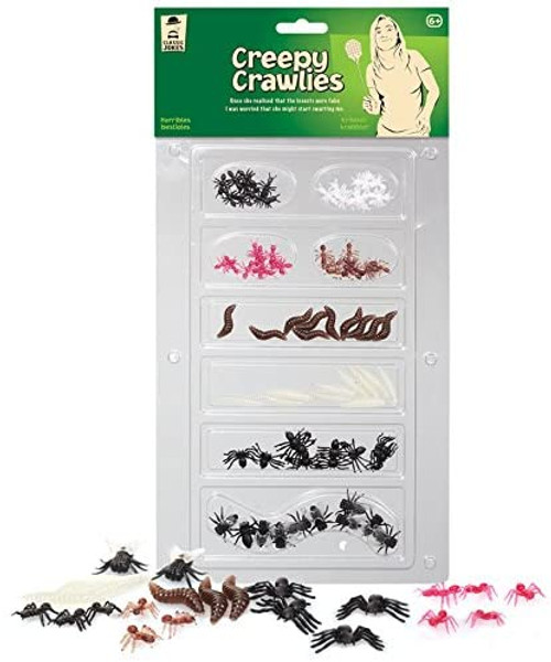 Creepy Crawlies Party Decoration