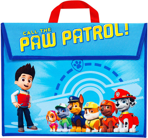 Children's Official Licensed Paw Patrol Book Bag