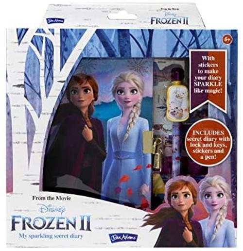 Disney Frozen II Secret Diary