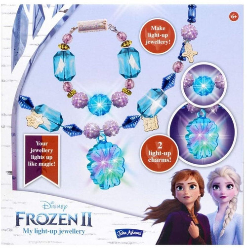 Disney Frozen II My Light-Up Jewellery