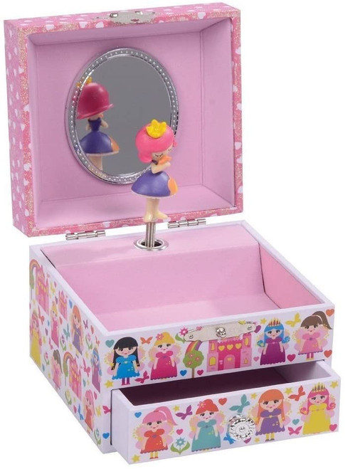Fairy palace Musical Jewellery Box