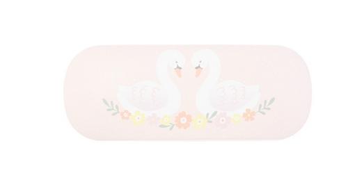 Freya Swan Pastel Pink Glasses Case