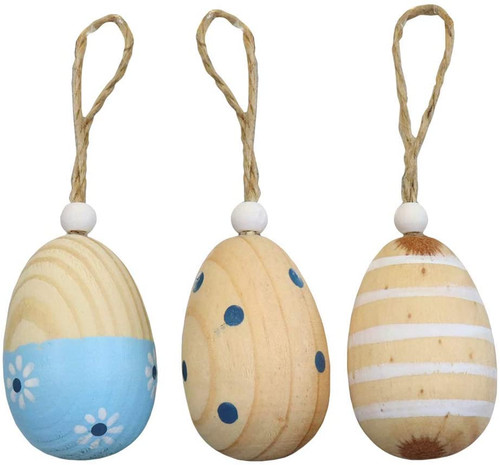 Wooden Egg Sets