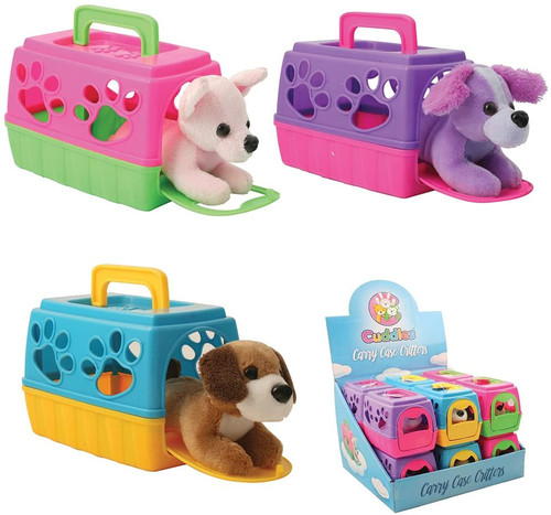 Puppy Carry Case Critter