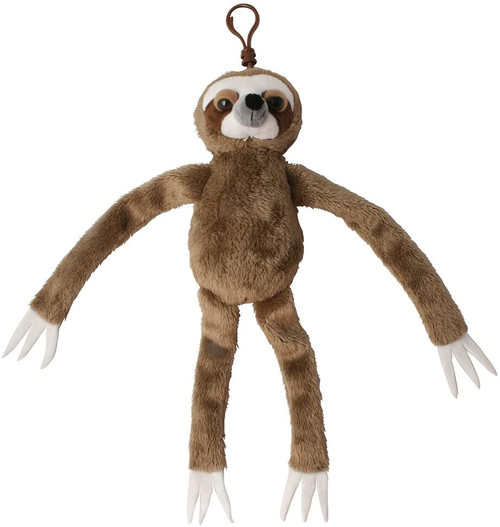 Slo-mo Hang a Sloth Plush Toy