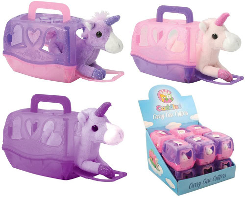 Unicorn Carry Case Critter