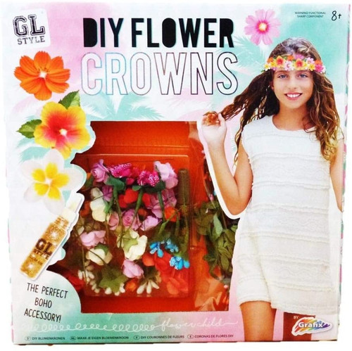 GL Style DIY Flower Crowns Kit by