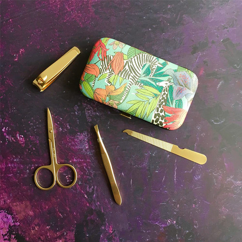 Safari Manicure Set