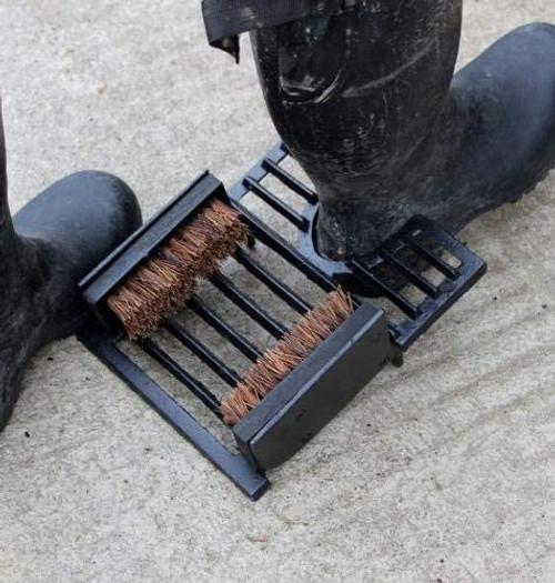 Esschert Design USA Boot Pull with Brush