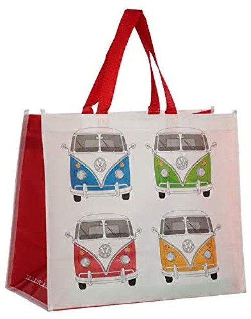 Volkswagen VW T1 Camper Bus Shopping Bag