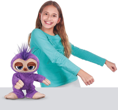 ZURU PETS ALIVE Pets Alive Fifi The Flossing Sloth