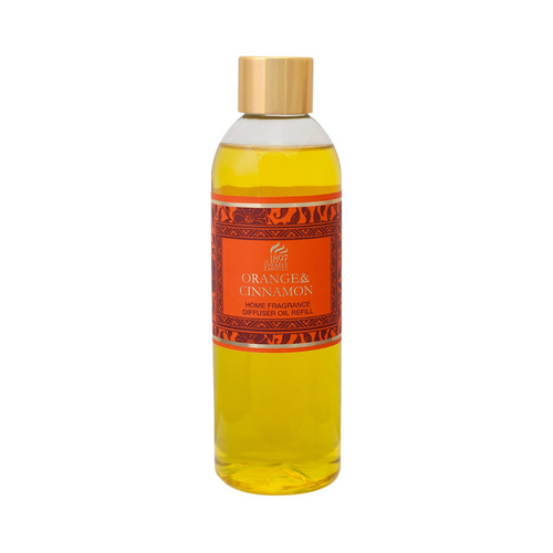 "A Shearer Candles 200 ml ""Orange and Cinnamon"" Scented Reed Diffuser Refill"