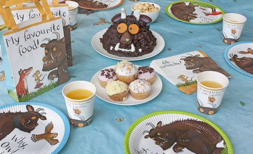 Talking Tables Gruffalo Party Pack for 24 Guests